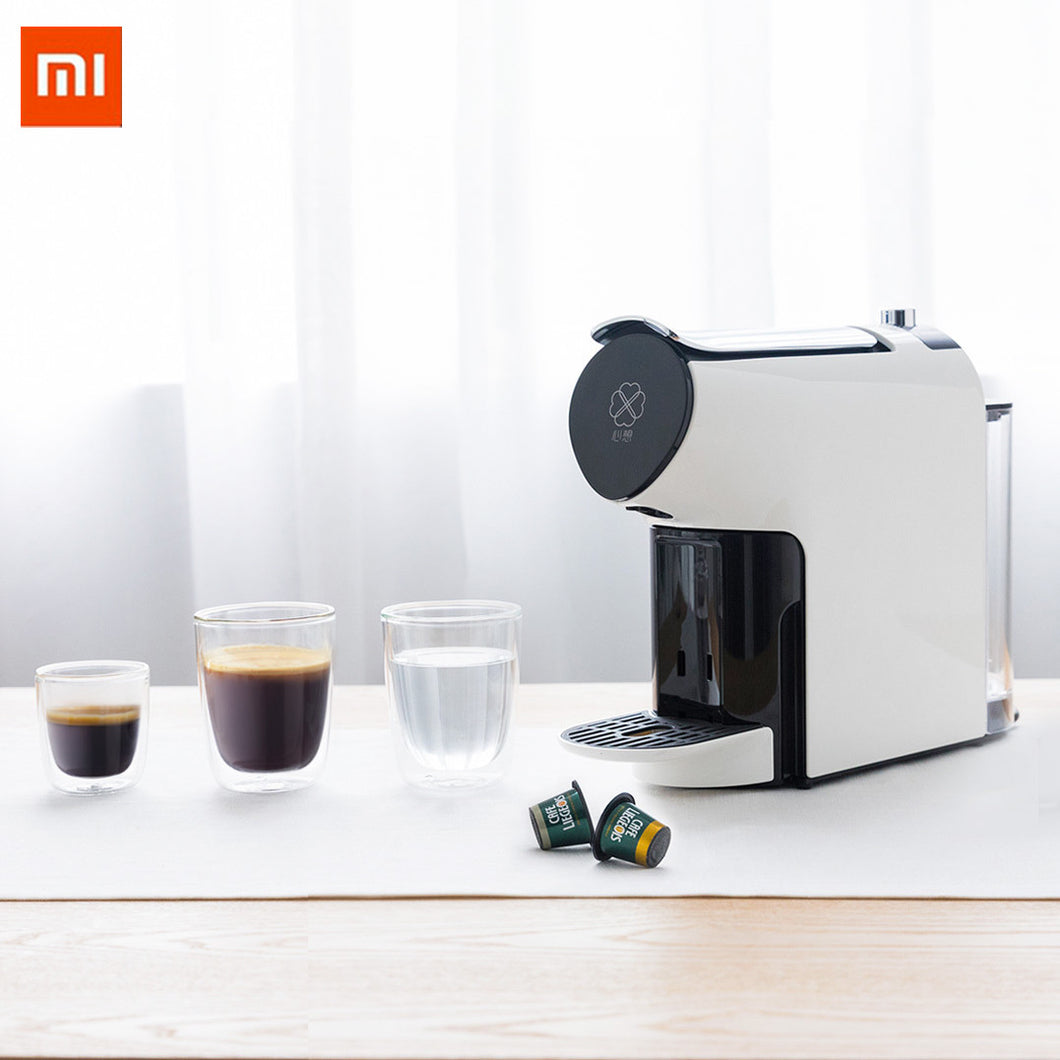 Smart Automatic Capsule Coffee Machine