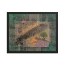 Load image into Gallery viewer, Thyself Framed poster