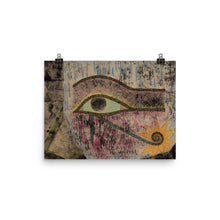 Load image into Gallery viewer, The Eye of Horus Poster