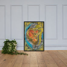 Load image into Gallery viewer, 9E:6irth (RE:birth) Framed poster