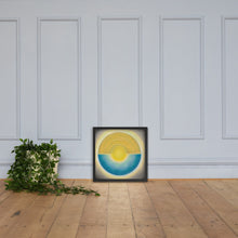 Load image into Gallery viewer, Clair de Lune Framed poster