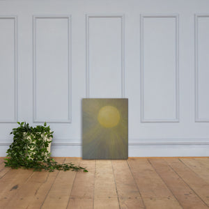 Moonlight Sonata Canvas