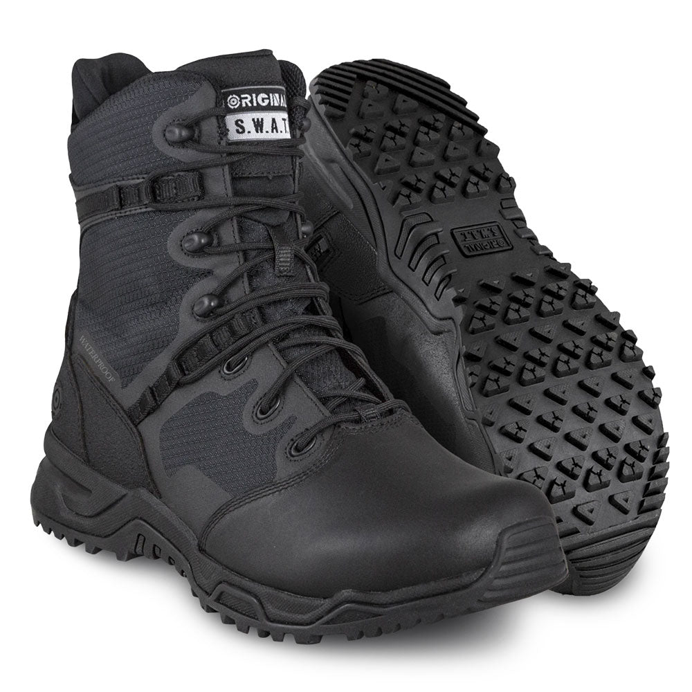 Original S.W.A.T. Alpha Fury 8 SZ WP PT