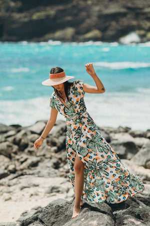 Havana Wrap Dress