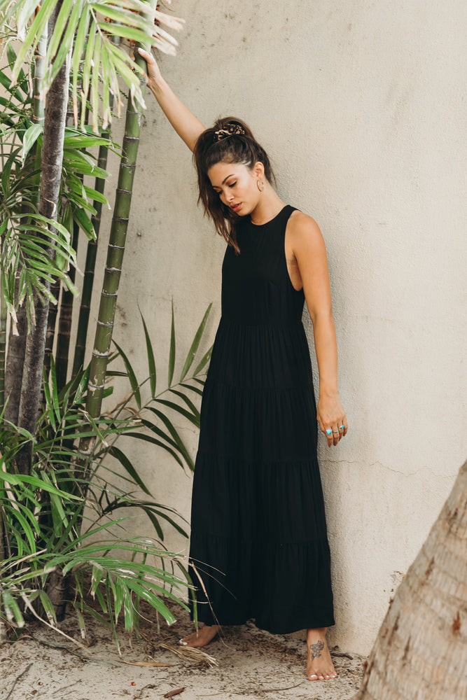 Charger l'image dans la galerie, Pompeii Tiered Maxi Dress