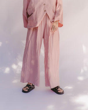 Lounge Pants Dusty Pink