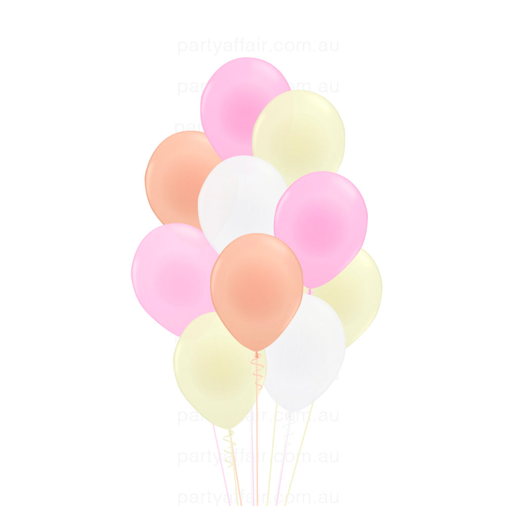 Blossom Party Latex Balloon Bouquet
