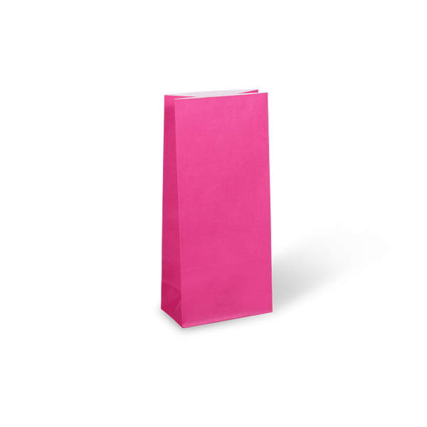 Small Pink Paper Gift Bag