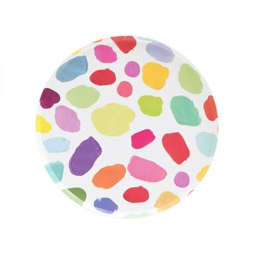 Colourful Kindah Small Paper Plates