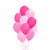 Pink Party Latex Balloon Bouquet