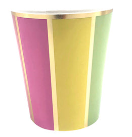 Colour Wheel Paper Party Cups