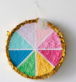Colour Wheel Pinata