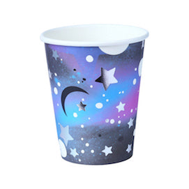 Galaxy Paper Cups