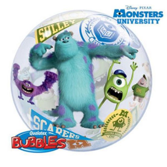 Disney Pixar Monsters University Bubble Balloon