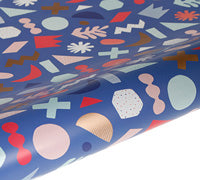 Cut It Out Gift Wrap
