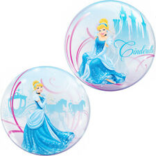 Disney Cinderella Plastic Bubble Balloon