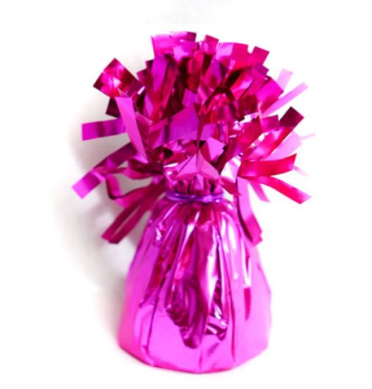 Hot Pink Number 5 Five 86cm Foil Balloon Qualatex