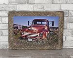 Saskatchewan International Barn Wood Frame
