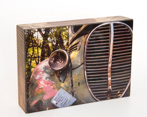 The Godfather (1939 Ford) 5x7 Photo Block