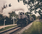 Locomotive Engine #2024
