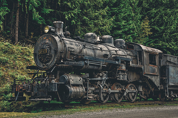 Locomotive Engine #6947