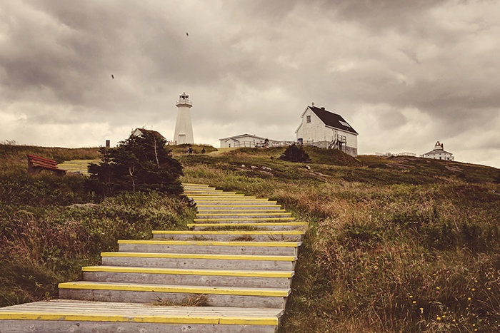Cape Spear Lighthouses
