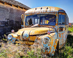 Fargo School Bus