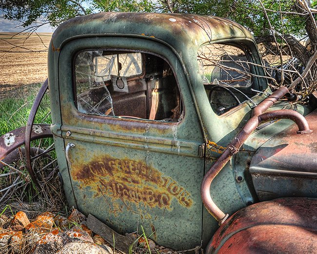 Ford General Store Truck