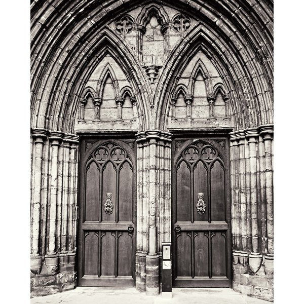 Glasgow Cathedral Doors