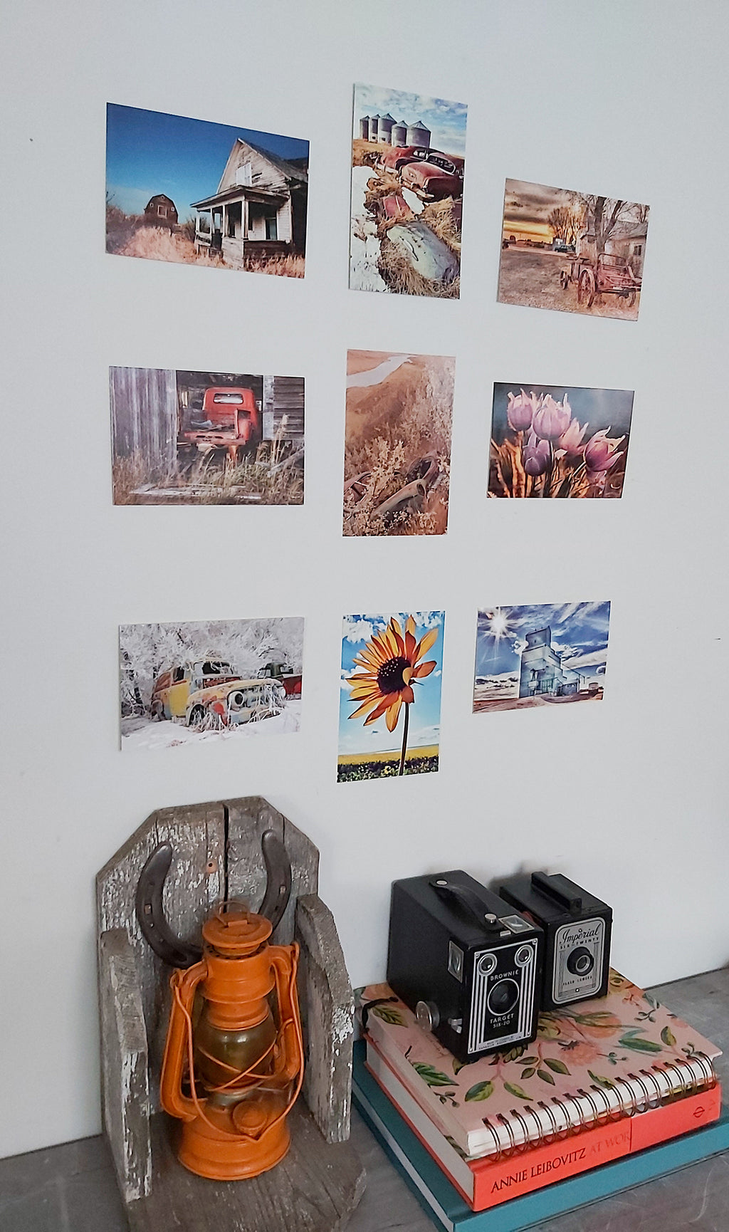 Alberta Collection of Postcards
