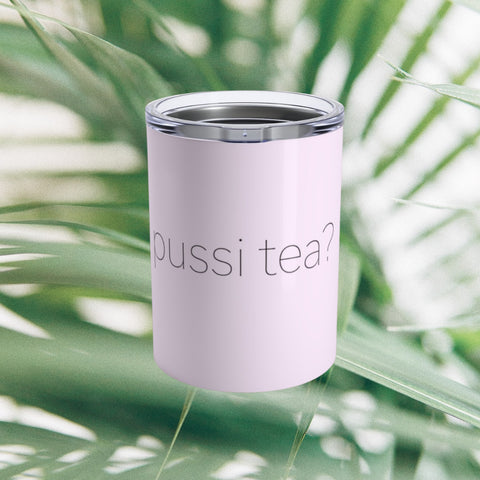 Pussi Tea Travel Mug
