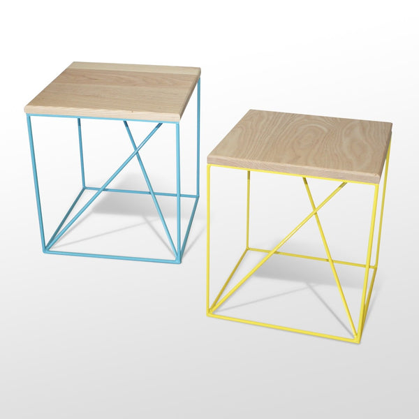 GEO Colour Side Table