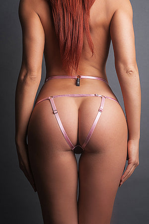 Strap Panties Rastaban