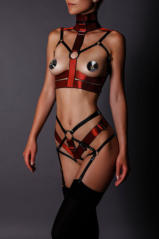 Harness Set Harafrid