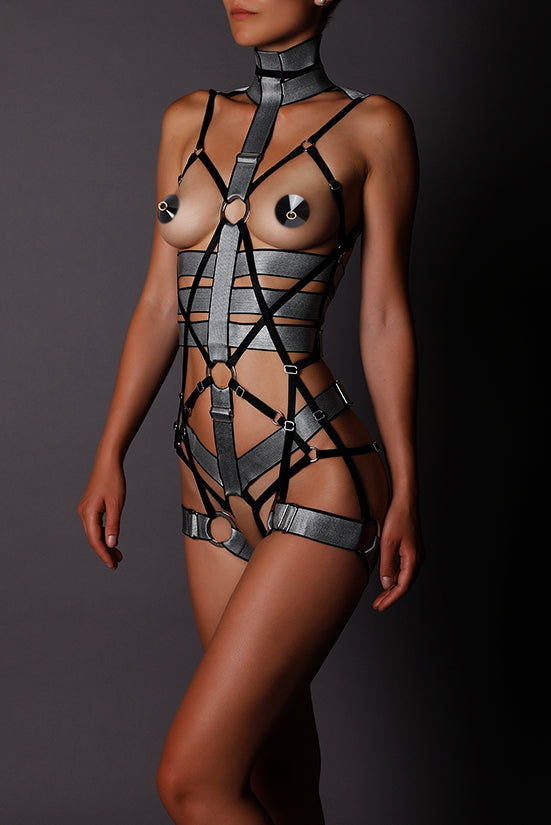 Harness Bodysuit Agata