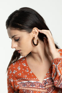 Tortoiseshell-Acrylic-Hoop-Earrings