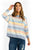 Lillie Striped Sweater-Ellie Code