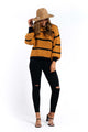 Talia Loose Knitted Jumper-Ellie Code