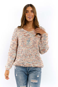 Emilia Knitted Jumper-Ellie Code