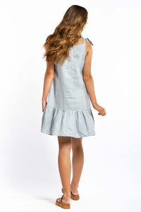 Mya Linen Dress-Ellie Code