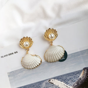 Ariel Earrings-Alibaba-Ellie Code