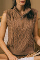 Avery Knitted Vest