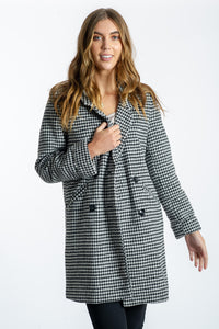 Houndstooth-Coat