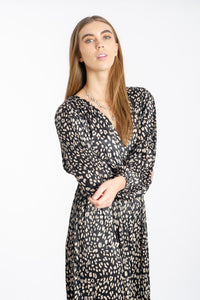 Keira Leopard Jumpsuit-Ebby and I-Ellie Code