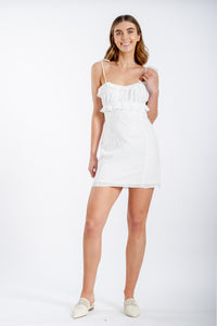 Jessi Mini Dress-Sweet Pot-Ellie Code