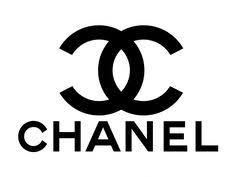 Chanel logo with name vinyl stencil pack