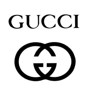 Gucci logo with name vinyl stencil pack