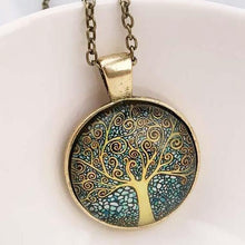 Load image into Gallery viewer, Vintage The Tree of Life Necklaces Accessories