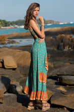 Load image into Gallery viewer, Summer Beach Falbala Waves Loose High Waist Bust Skirt