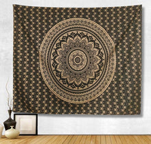 Load image into Gallery viewer, Classical Summer Bohemia Rectangle Shawl Digital Printed Beach Mat